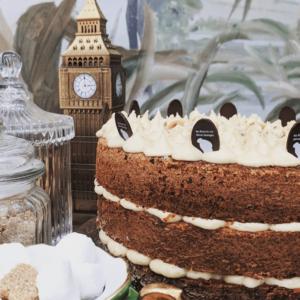 """Gros Gâteau """"Le prince Harry """"le carrot cake"""""""""""